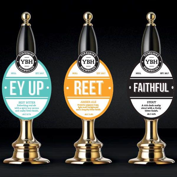 Yorkshire Brewhouse Beers